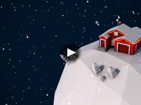 Czech Energy – Animované 3D přání